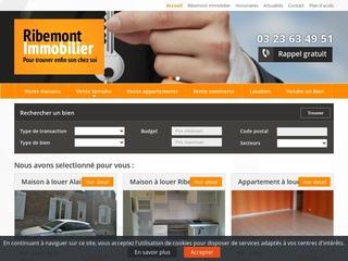 Vente appartement Saint Quentin