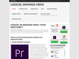 Logiciel de montage video gratuit et payant | logicielmontagevideo