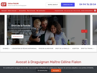 Avocat droit de la famille Draguignan