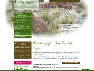 Création et entretien de jardins - Paysagiste Romillé, Saint-Grégoire