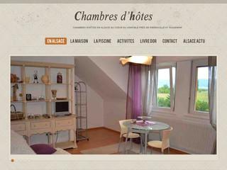 chambre d'hôte Ursula en Alsace