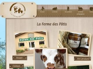 La ferme des Pâtis - vente de produits laitiers et ferme pédagogique en Normandie