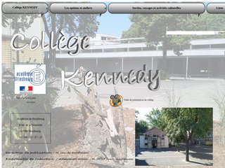 Collège Kennedy Mulhouse