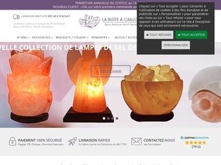 Bijoux en peiire d'ambre la boite à cailloux