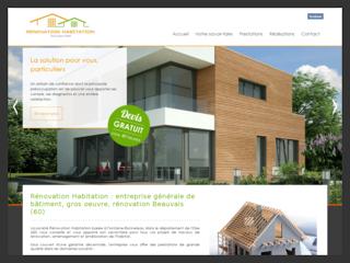 Rénovation et d'aménagement d'habitation - Oise (60)