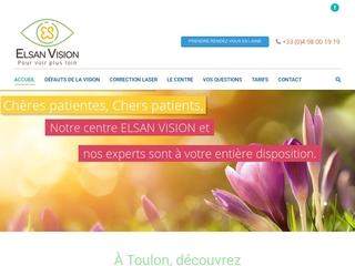 Chirurgie laser à Toulon – Opération des yeux