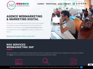 Agence 360 Webmarketing Paris
