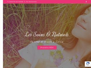 Esthéticienne à Liévin - Les Soins Ô Naturels