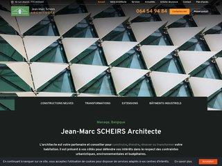 Cabinet d'architecte du Hainaut