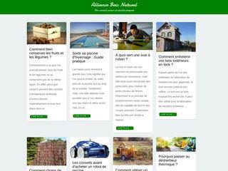 Alliance Bois Naturel, expertise et conseil en bâti bois, 35