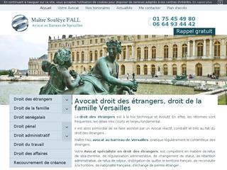 Avocat droit du travail Versailles