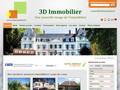 3D Immobilier — Agence immobilière Lons-le-Saunier