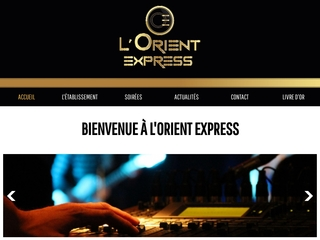 L'Orient Express - Bar, concerts, billards, danse, retransmissions sportives - Caen