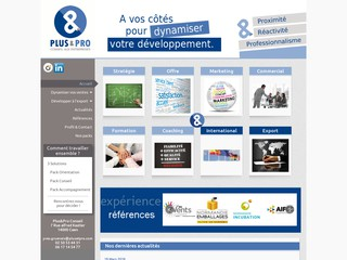 Plus et Pro Conseil - conseils aux entreprises à Caen