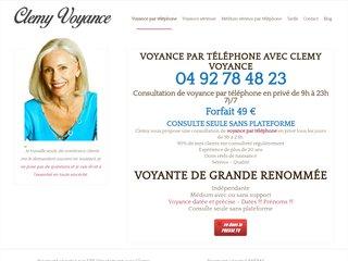Clemy-voyance, voyance en ligne