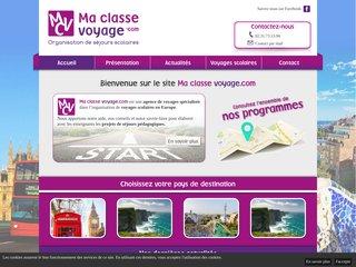 Ma Classe Voyage - organisation de voyages scolaires en Europe
