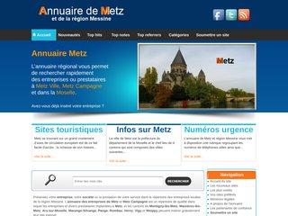 Annuaire d'entreprises de Metz et Moselle