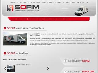 SOFIM - construction, vente et location d'utilitaires légers à Carpiquet