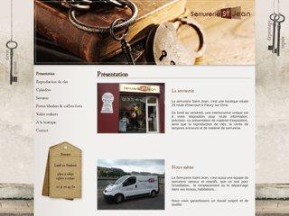 Serrurerie Saint Jean - clés, serrures, portes blindées, automatisation, dépannage à Caen