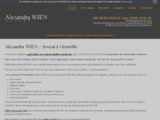 Avocat droit des victimes Grenobles
