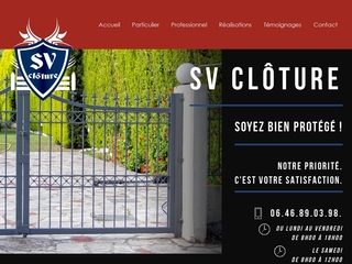 Portails et clôtures - Lille (59)