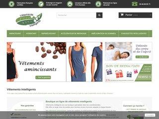 Boutique Vêtements Intelligents