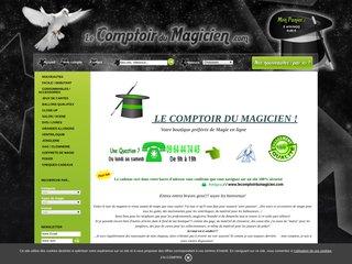 Le Comptoir du Magicien: Accessoires pour Magicien