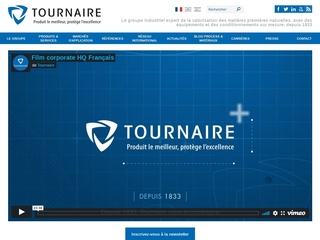 Tournaire – machine distillation
