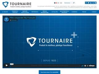 Tournaire – machine distillation