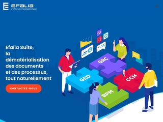 EFALIA | Solutions de Capture et de Gestion Documentaire