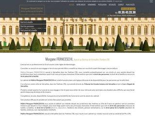 Cabinet d'avocat Versailles