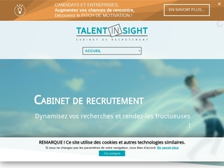 Cabinet de Conseil en Recrutement TALENT IN SIGHT