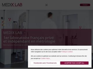 Découvrez tous les gros clients de medixlab sur leur site web