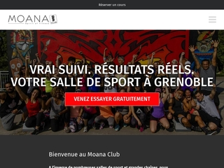 Moana Club Grenoble