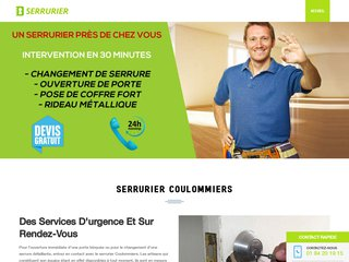 Serrurerie Coulommiers 77120