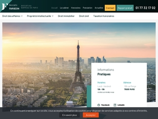 Avocat droit des sociétés Paris 5