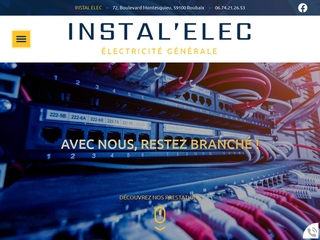 Société d'électricité générale - Lille (59)