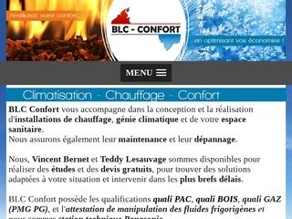 BLC Confort - mise en place d'installations de chauffage, climatisation et équipement d'espaces sanitaires près de Caen(14)