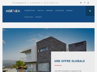 Agexea, entreprise de btp en Ile de France