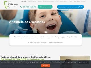 Orthodontiste à Caen, orthodontie adulte et enfant