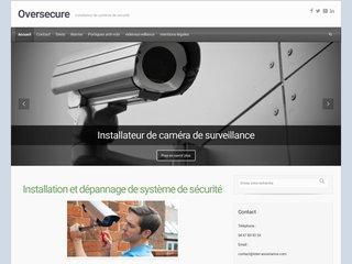 Entretien caméra sécurité Marseille