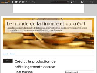 Prêt : les différents crédits expliqués