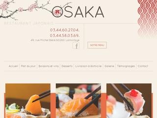 Osaka : restaurant japonais - Lamorlaye (60)