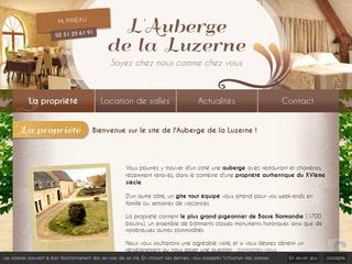 Auberge de la Luzerne - hôtel, gîte, restaurant et salles de réception près de caen(14)