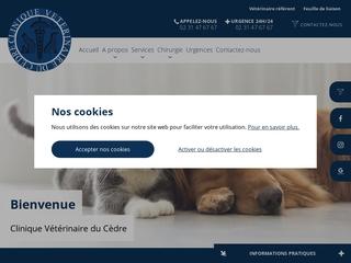 Clinique vétérinaire du Cèdre à Caen (14)