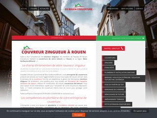 Aménagement toiture terrasse Rouen