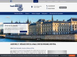 Avocat spécialiste droit pénal Paris