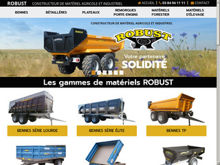 Robust 2000 agricole