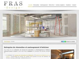 Fras Design, entreprise de rénovation et agencement intérieurs