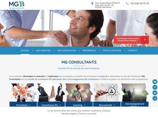 MG Consultants : solutions en ressources humaines pour TPE et PME
